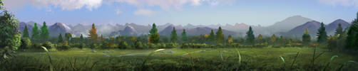 Landscapes by Guang-Yang