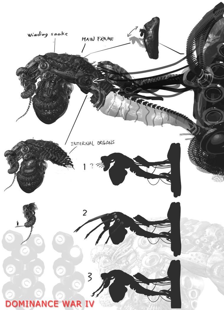 Dominance War IV-machines by godbo6