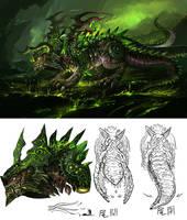 Boss Monster by Guang-Yang