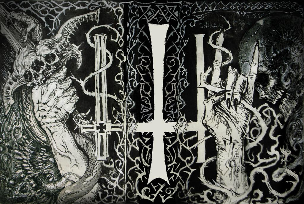 death cross by godbo6