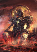 Demon09  by Guang-Yang