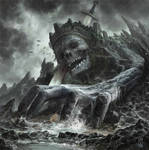 Dead Giant King in Border