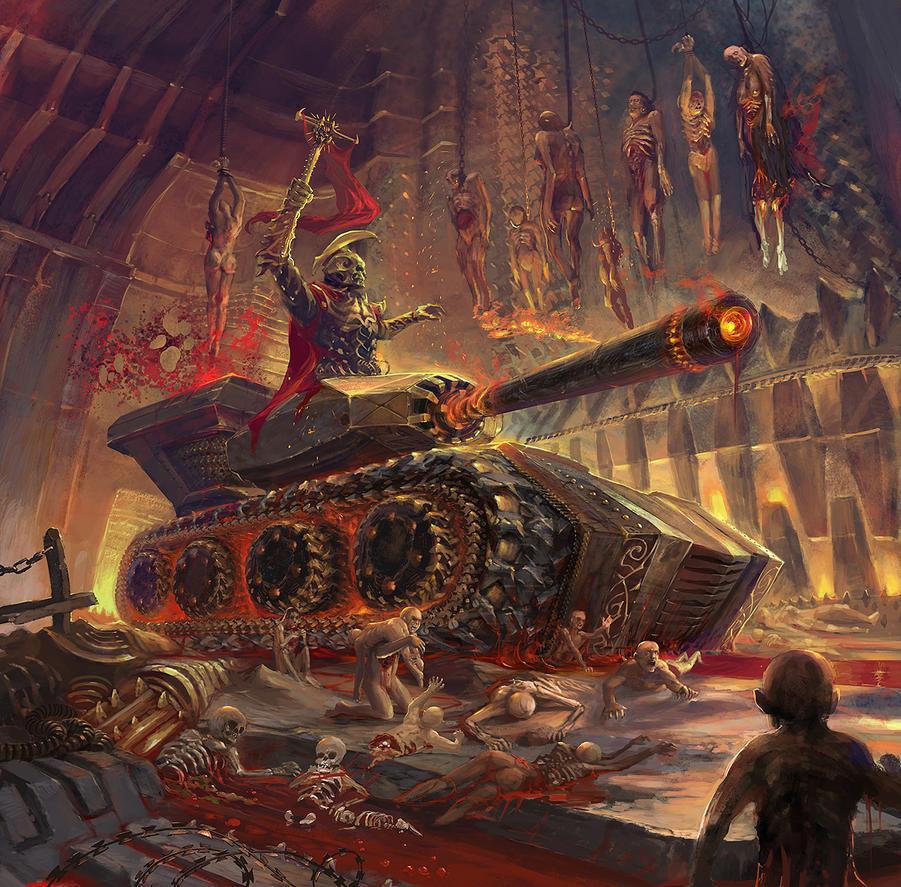 Gears of blood by godbo6