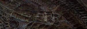Death Wall by Guang-Yang