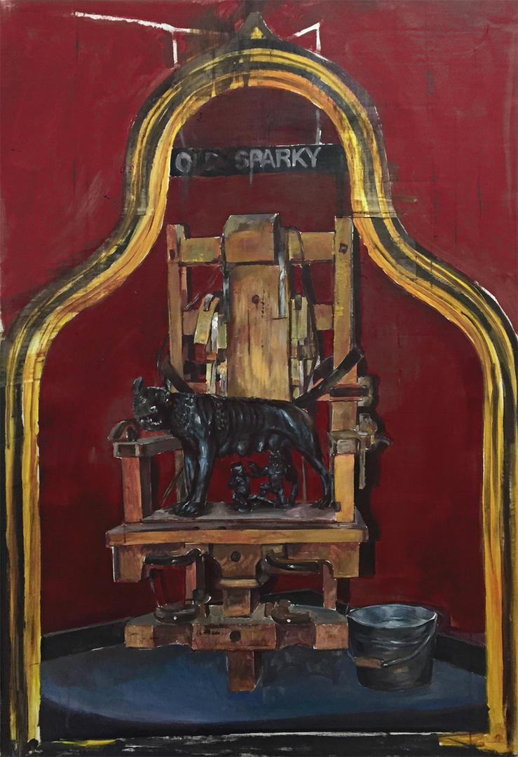 EXECUTION by Guang-Yang