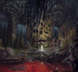 Valhalla by Guang-Yang
