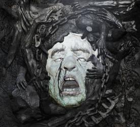 BLACK-KIRIN-Final front cover by Guang-Yang