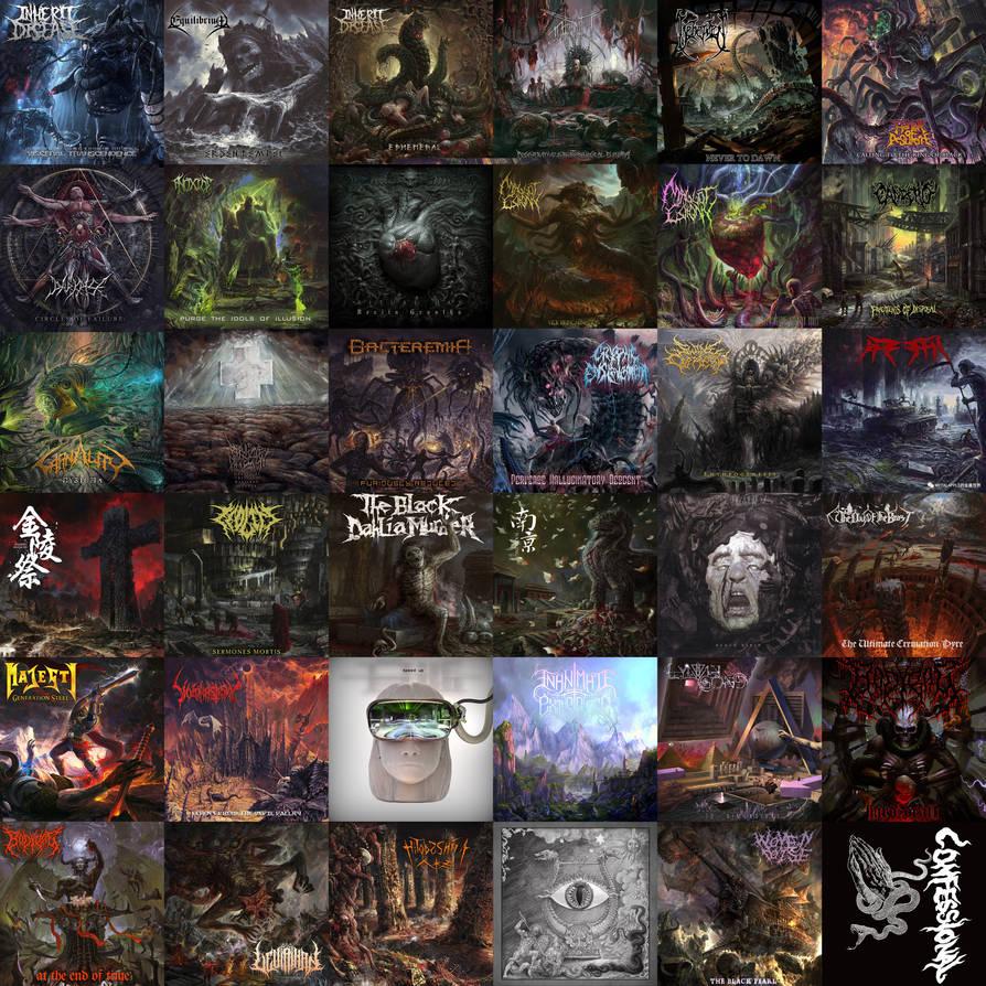 All CD cover arts by Guang-Yang