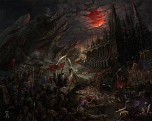 The Battle of Yaldabaoth