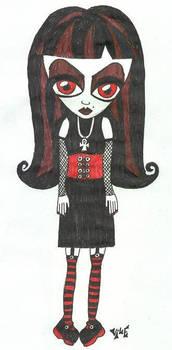 The Original Red Goth