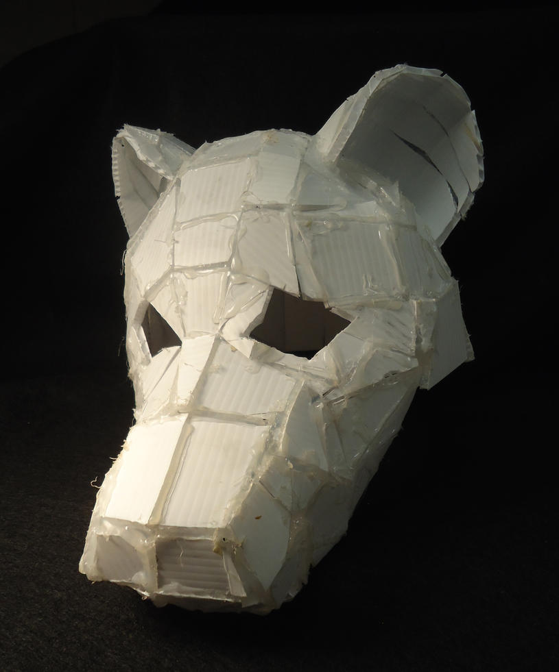 Animal Mask By Pandikko