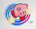 Kirby with Star Rod - A Wish Is Granted