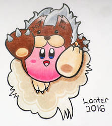 Kirby - Beast Mode