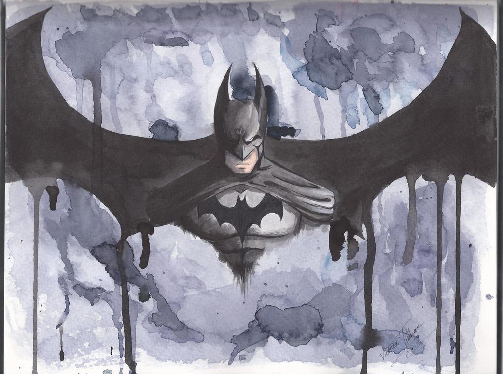 Batman by BlackRoseDestiny