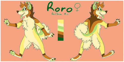 Roro 2019 Ref Sheet by Serenity115