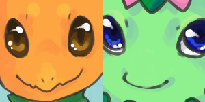 pokemon icons commission 1 by empiredog