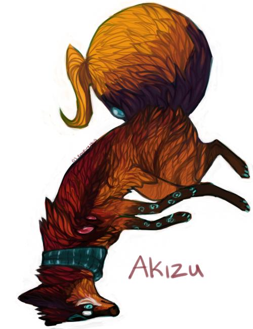 Akizu by empiredog
