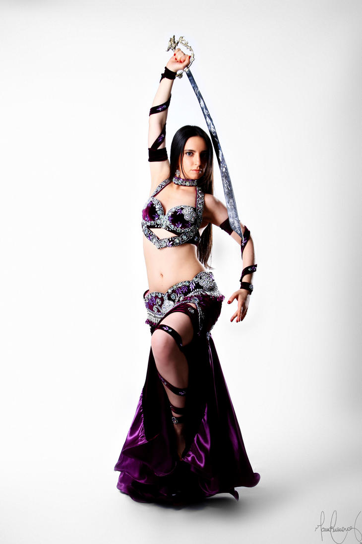 Belly Dancer Sword Stock 05 by LoryenZeytin