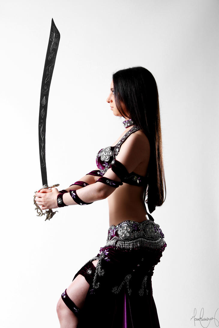 Belly Dancer Sword Stock 06 by LoryenZeytin
