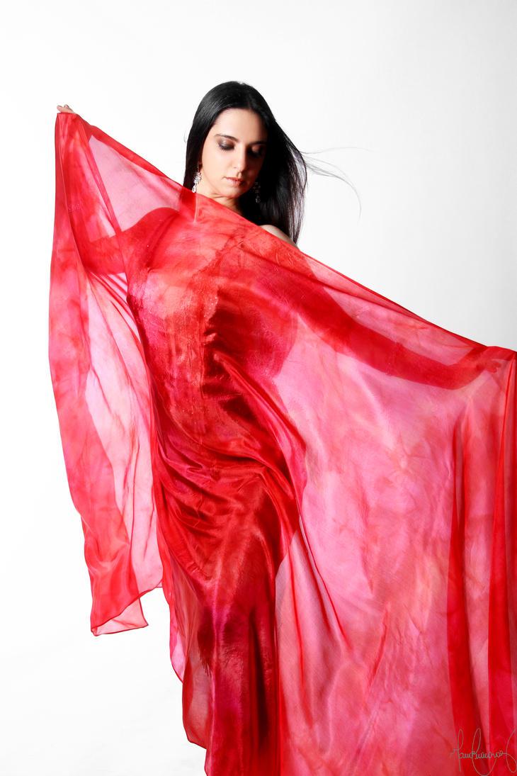 Belly Dancer Veil Stock 01 by LoryenZeytin