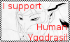 Human Yggdrasil stamp by Puschelhuhn