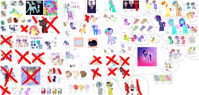 [OPEN] OLD OCS, UNSOLD ADOPTS. REALLY CHEAP