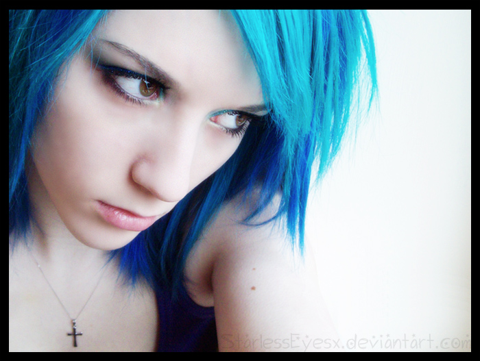 Blue by StarlessEyesx