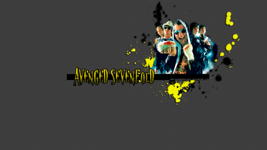 avenged sevenfold wallpapers. Avenged Sevenfold wallpaper 3