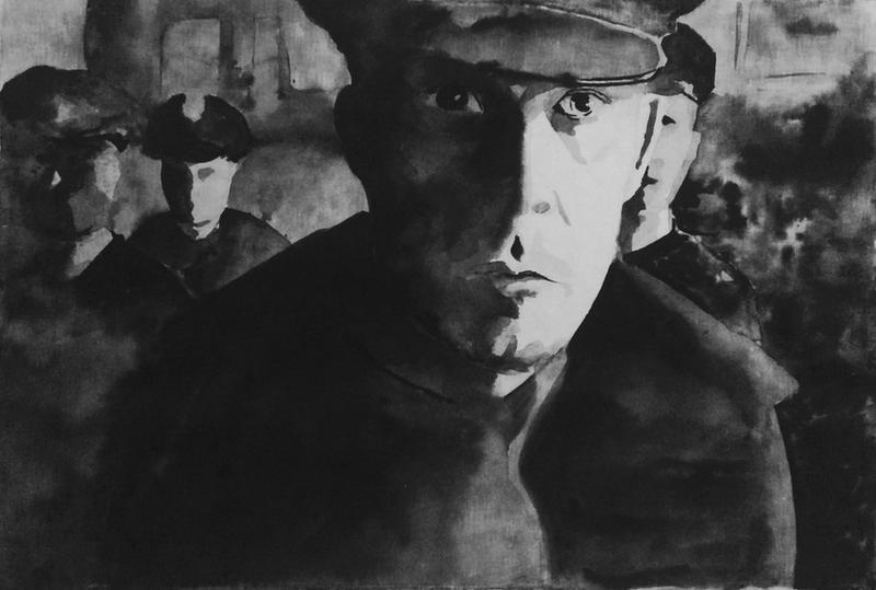 Dirty cops by ArtStudier