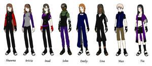 Ninja Friends
