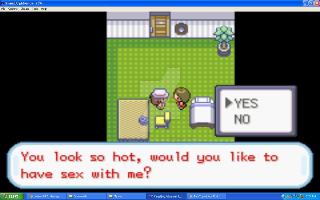 Pokemon porn by ElfangorCharizard on DeviantArt: http://elfangorcharizard.deviantart.com/art/Pokemon-porn-411735281