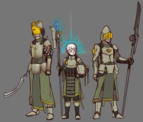Envoy and Entourage by Dehzinn