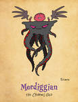 Mordiggian - The Charnel God