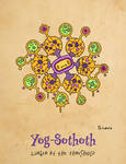 Yog-Sothoth - Lurker at the Threshold