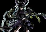 Yomi - Black Rock Shooter [Render]