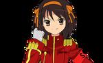 Haruhi Suzumiya [Vector]