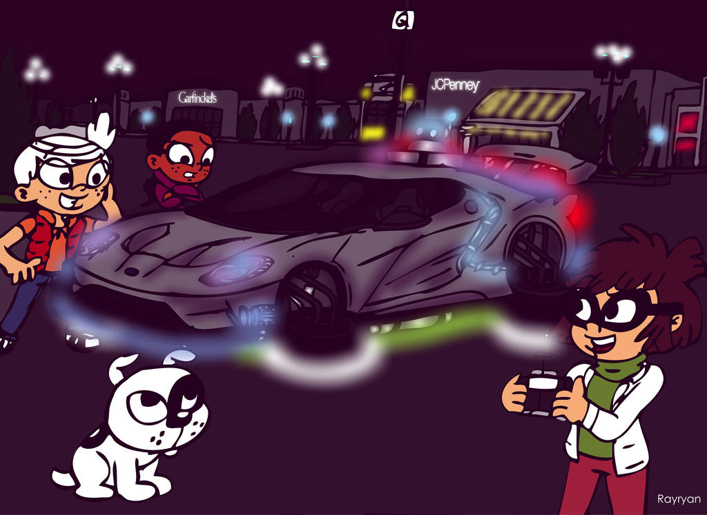 Back To The Future By Rayryan90 On DeviantArt