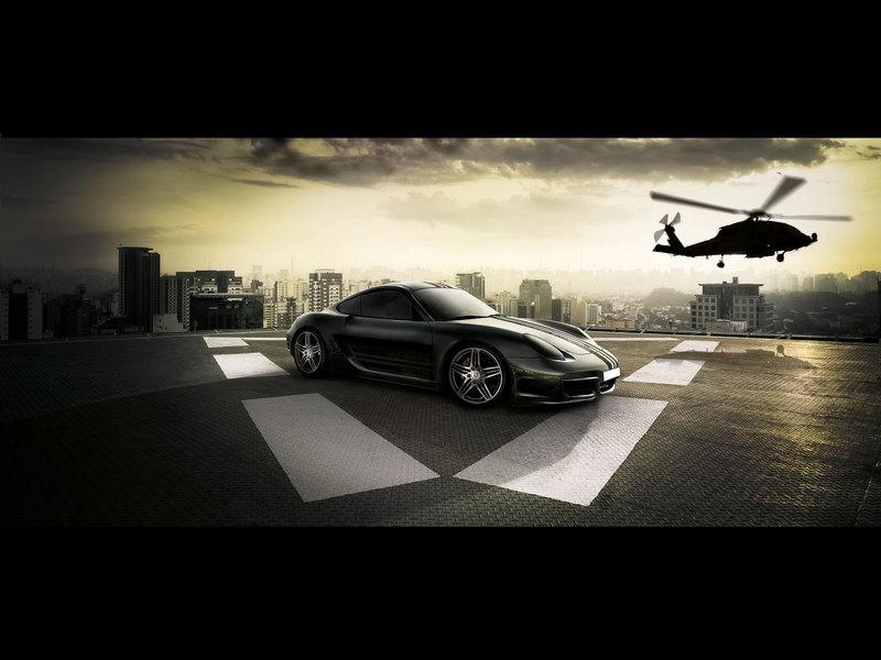 Porsche 911 by WeemanX2C
