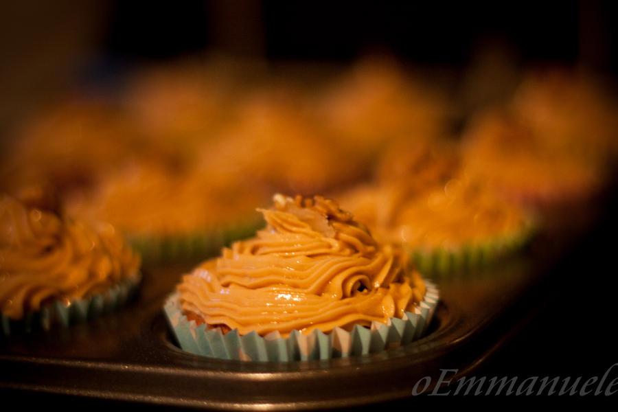 Fancy a cupcake? - Day 6. 6/1/13. by oEmmanuele
