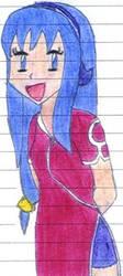 Dawn and her Sakura's cosplay by mari-may-kawaii