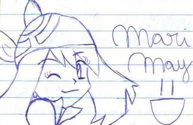 May by me by mari-may-kawaii