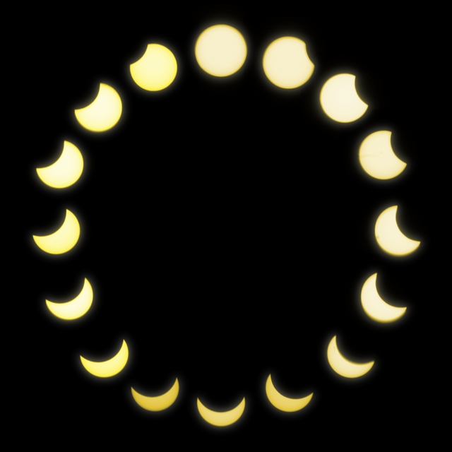 Solar Eclipse March 20, 2015 by CelticCari