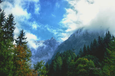 The Alps IV by CelticCari