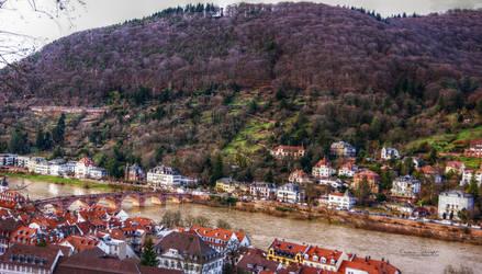 Heidelberg by CelticCari