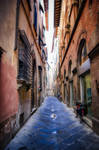 Street of Lucca.