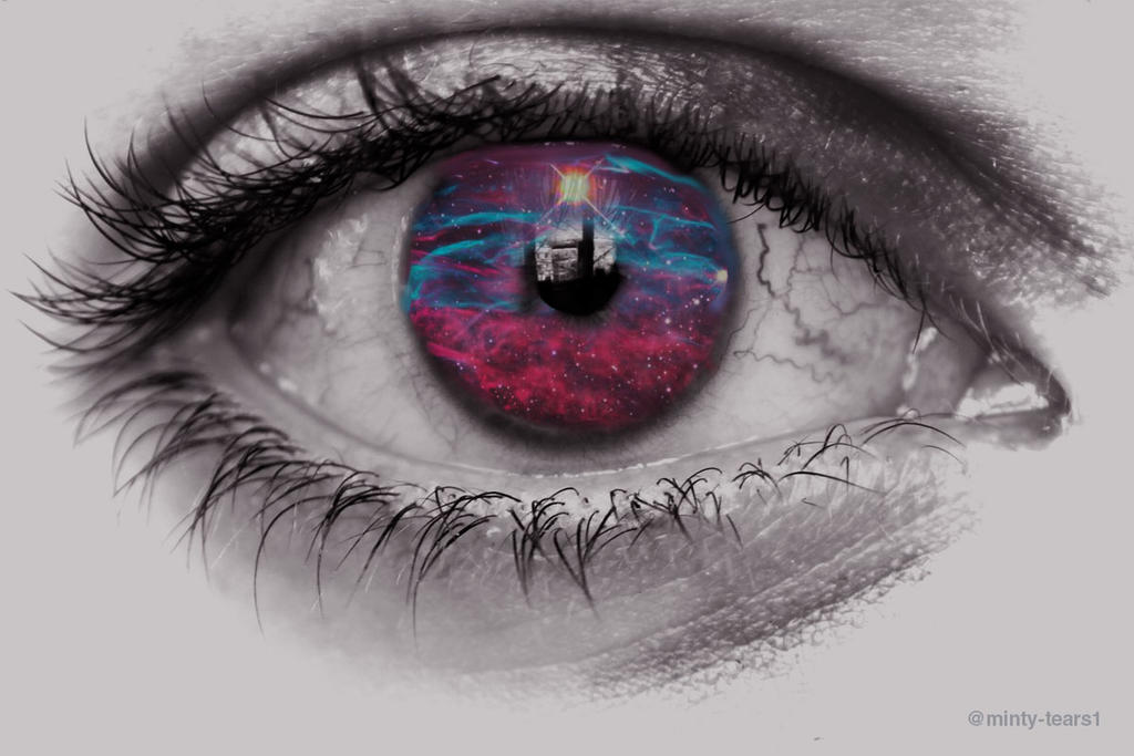 Galaxy Eye by Minty-Tears1