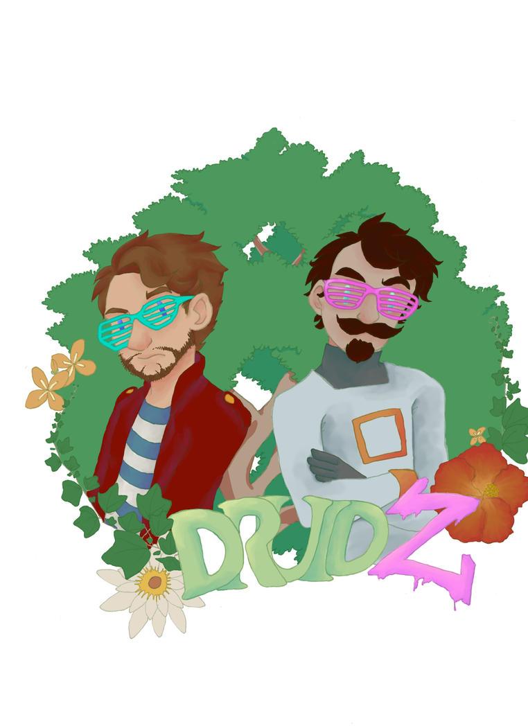 Druidz by ReeRocksStuff