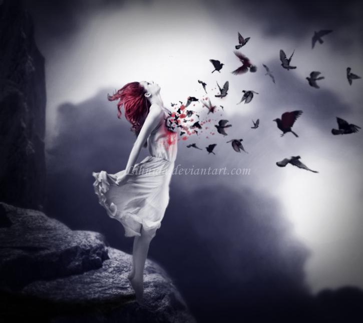 My last breath by lihnida