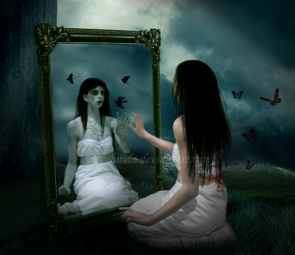 Who am I? by lihnida
