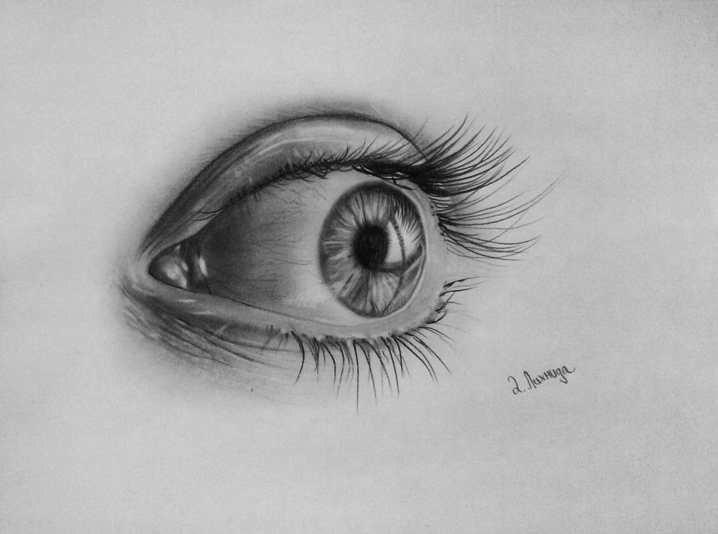 Eye by lihnida